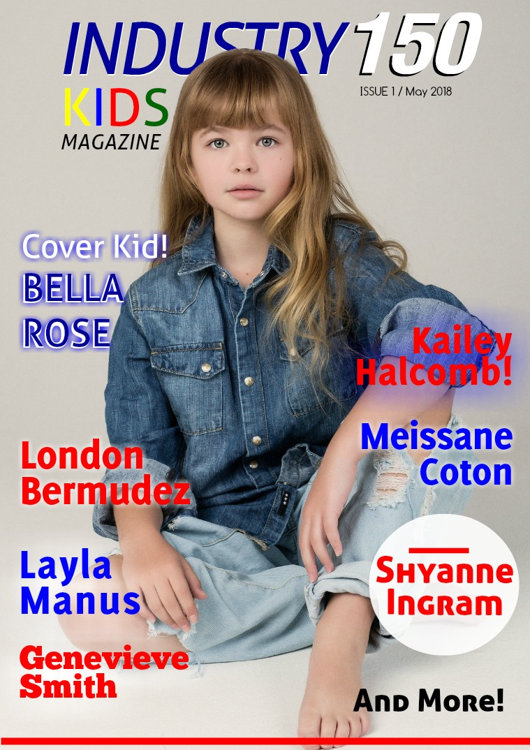 Industry150 Kids Magazine issue 1