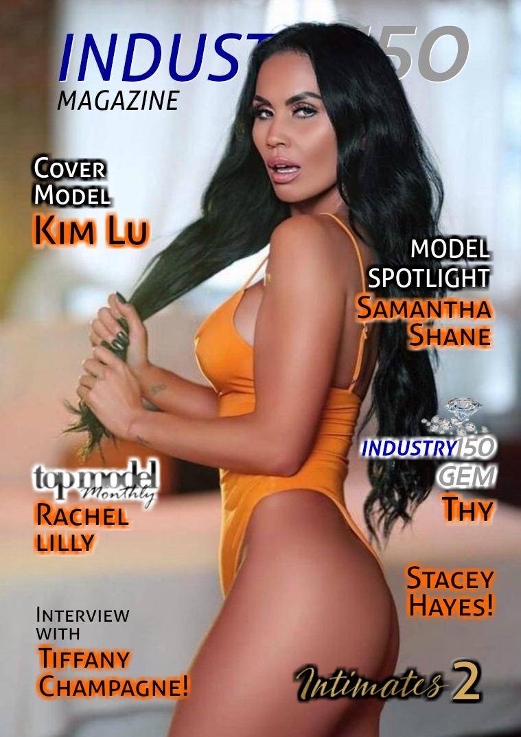 Industry150 Magazine Intimates 2 (Issue 13)