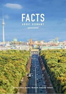Facts about Germany 2015