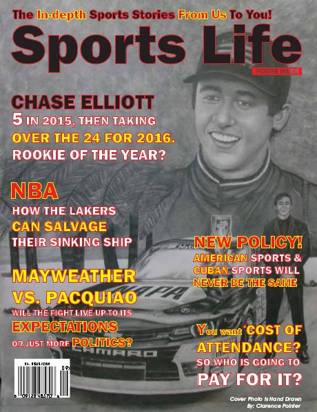 Sports Life Magazine Volume 2 1