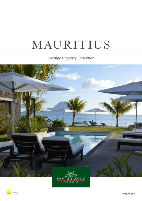 Mauritius | Prestige Property Collection 2017