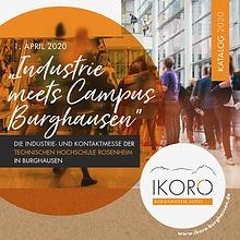 IKORO Burghausen Katalog 2020