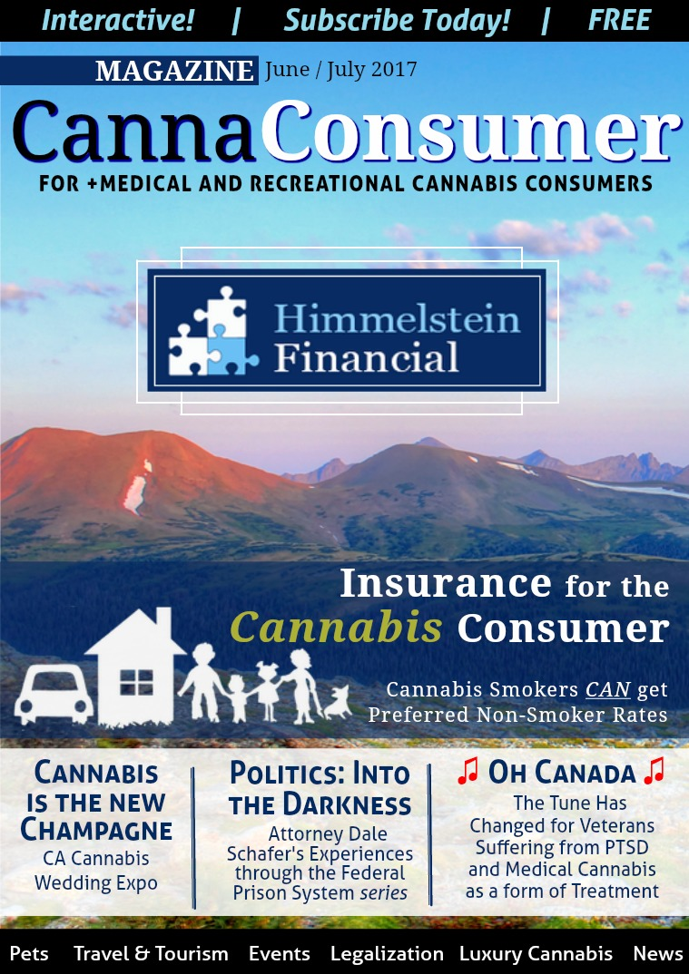CANNAConsumer Magazine June / July 2017