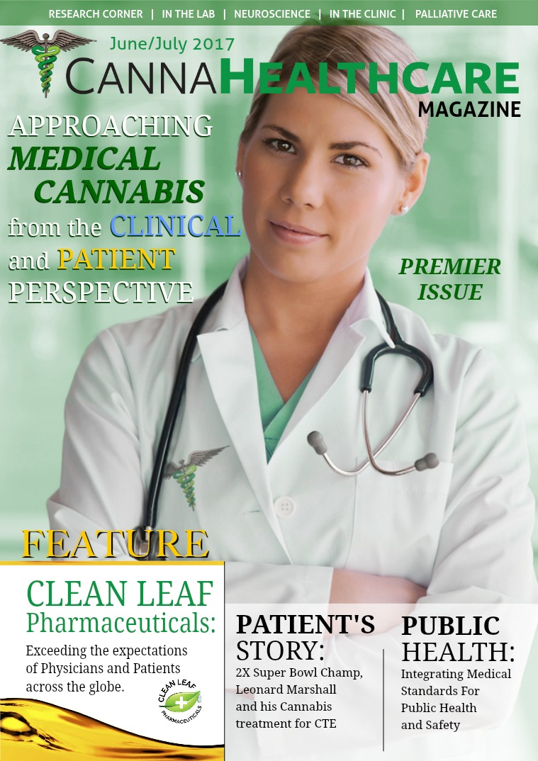 CANNAHealthcare Magazine June / July 2017