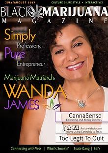 Black Marijuana Magazine