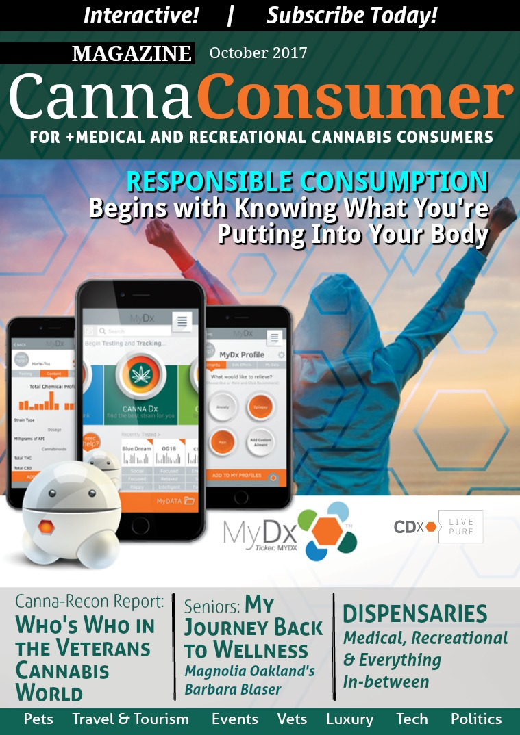 CANNAConsumer Magazine October 2017
