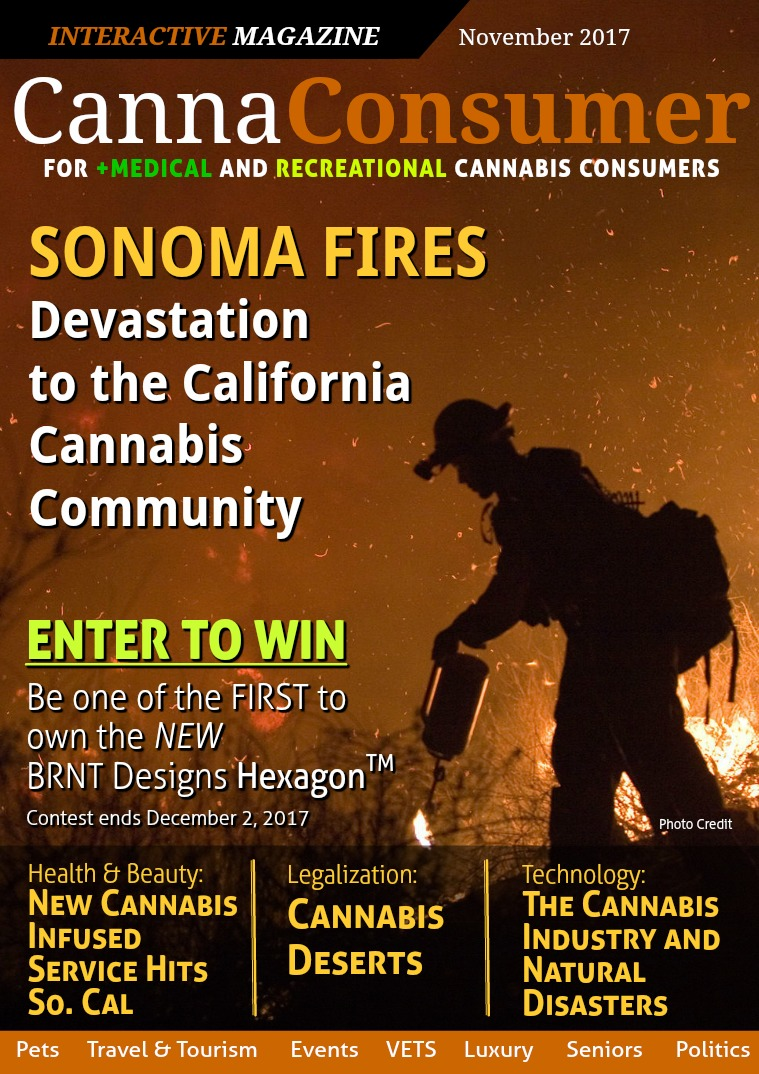 CANNAConsumer Magazine November 2017