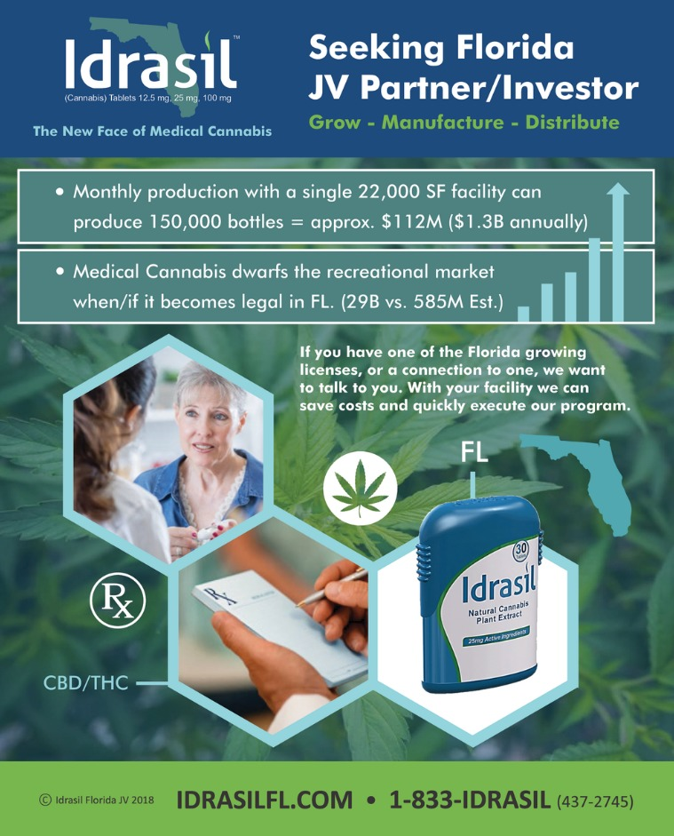 CANNAINVESTOR Magazine Special Edition March 2018