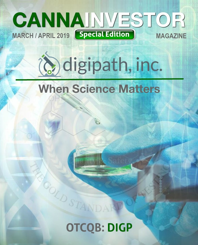 CANNAINVESTOR Magazine Special Edition March / April 2019