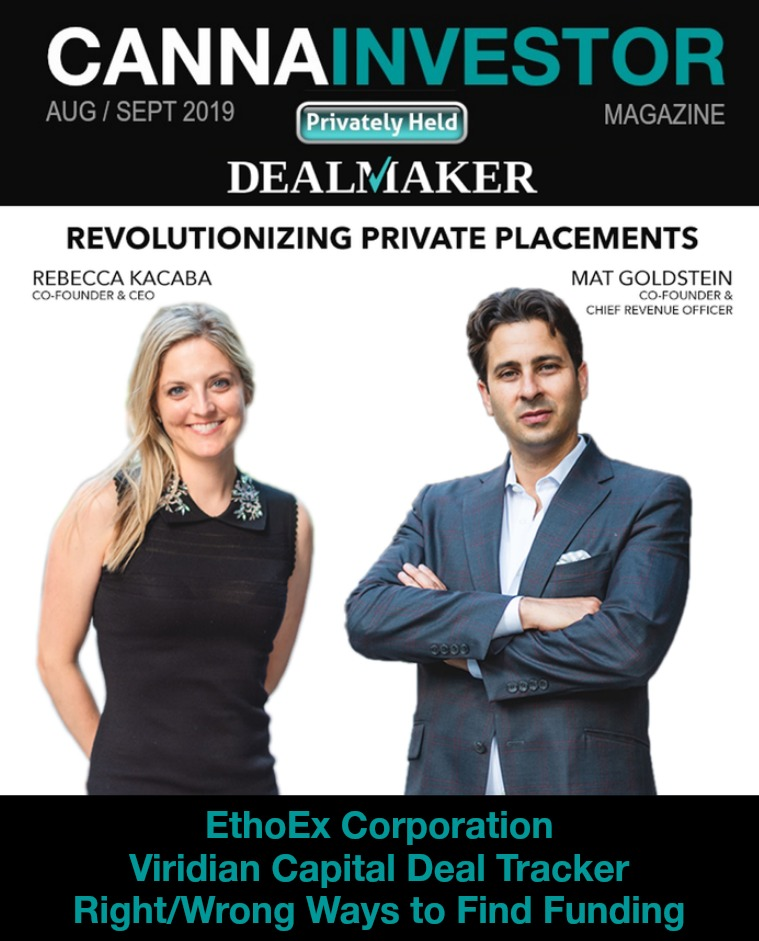 North America Privately Held Aug / Sept 2019