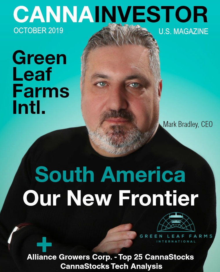 CANNAINVESTOR Magazine U.S. Publicly Traded October 2019