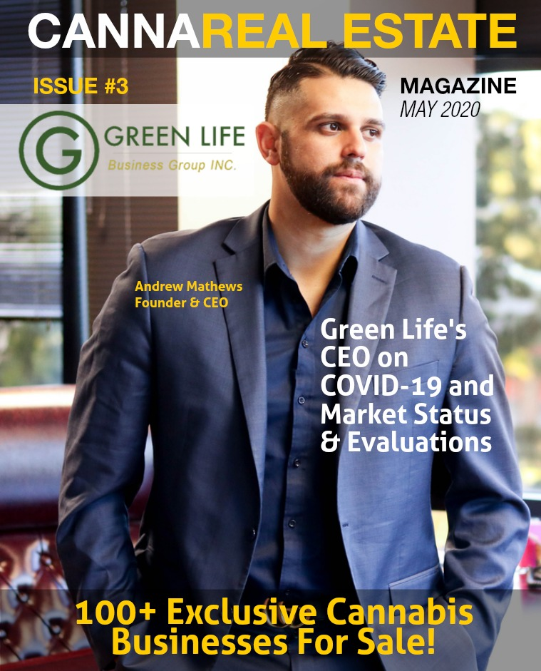 CannaReal Estate Magazine Issue #3 (May 2020)
