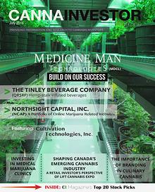 CANNAINVESTOR Magazine