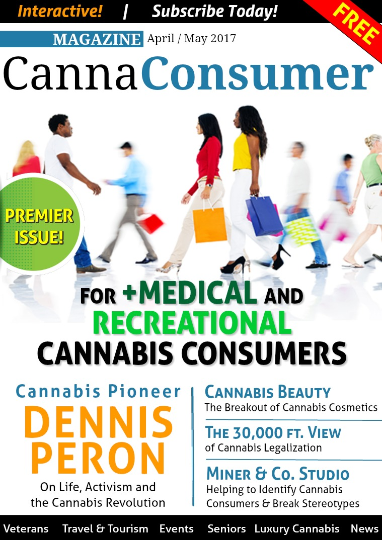 CANNAConsumer Magazine April/May 2017