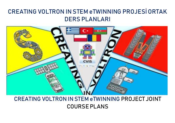 EBOOK OF ALL STEM PLANS FOR VOLTRONS EBOOK