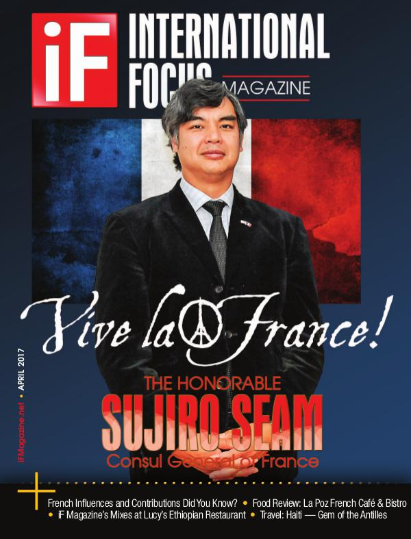 International Focus Magazine Vol. 2, #4
