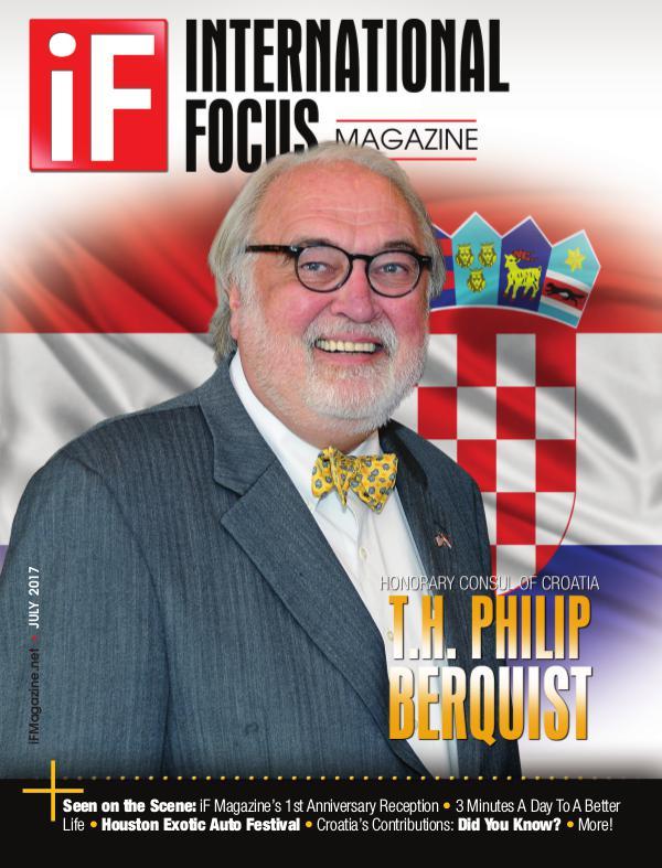 International Focus Magazine Vol. 2, #7
