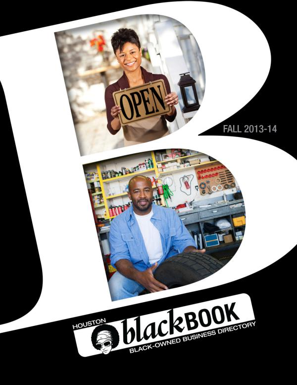 Houston Black Book African-American Business Directory HBB2013-14