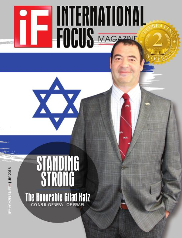 International Focus Magazine Vol. 3, #6