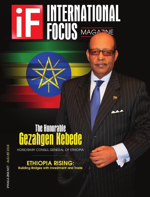 International Focus Magazine Vol. 3, #7