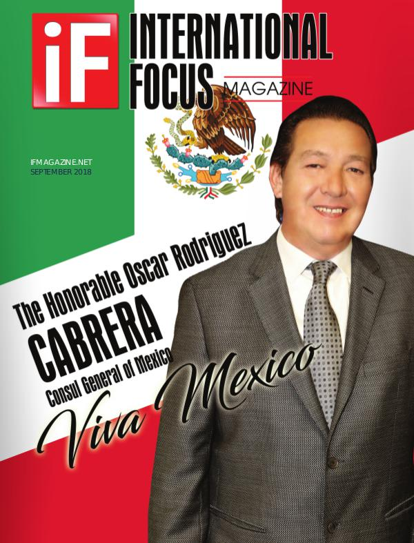 International Focus Magazine Vol. 3, #8