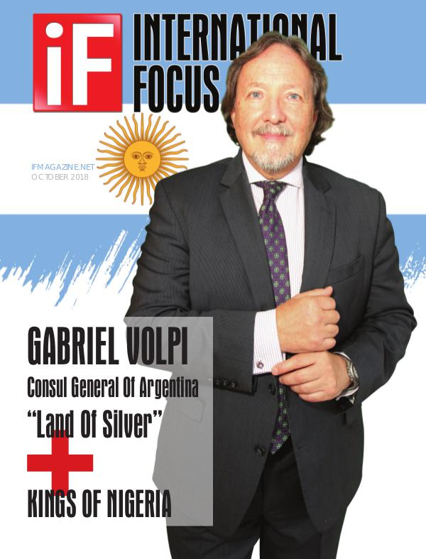 International Focus Magazine Vol. 3, #9
