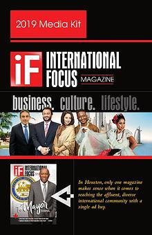International Focus Magazine's 2016 Media Kit