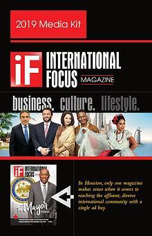 International Focus Magazine's 2016 Media Kit