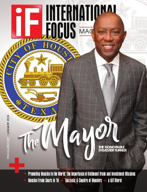 International Focus Magazine Vol. 4, #1