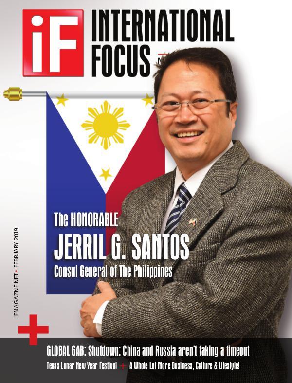 International Focus Magazine Vol. 4, #2