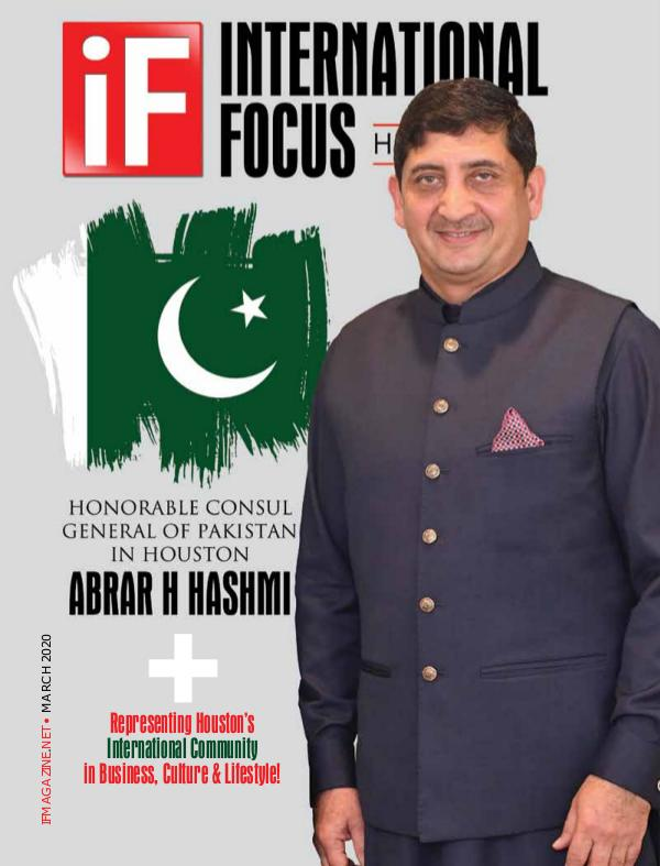 International Focus Magazine iF-March 20 Digital Edition