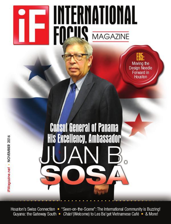 International Focus Magazine Vol. 1, #5