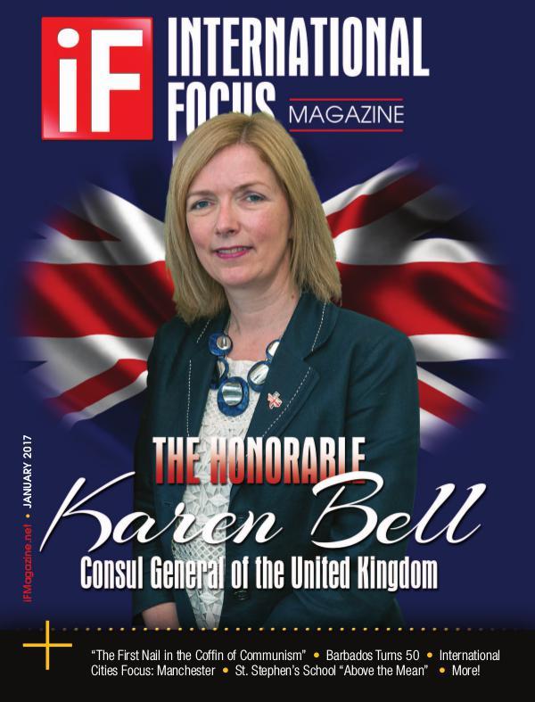 International Focus Magazine Vol. 2, #1
