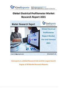 Global Electrical Profilometer Market Research Report 2021