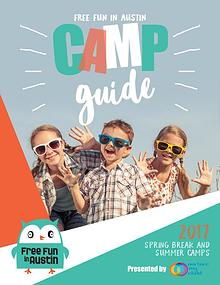 Free Fun In Austin Summer Camp Guide 2017