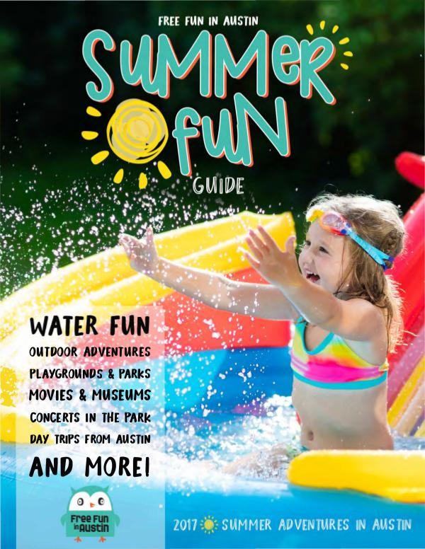 Summer Fun Guide 2017 Vol. 4