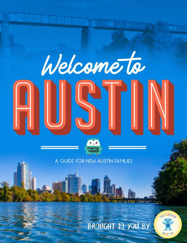 Welcome To Austin 2017 Editoin