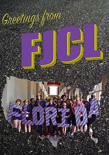FJCL Scrapbook 2017-2018
