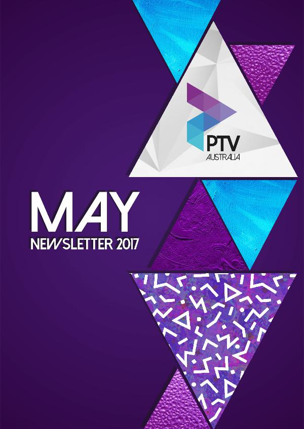 PTV Newsletter May 2017