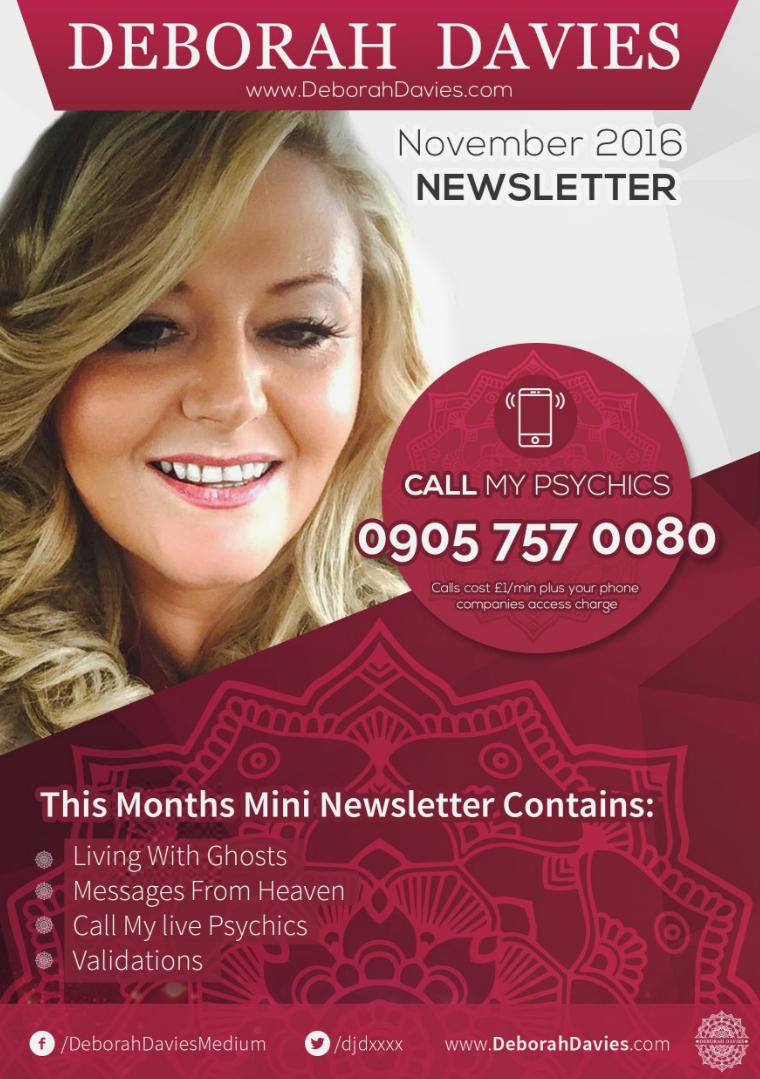 November Mini Issue