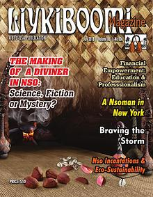 Liykiboomi Magazine   An Annual BFU-USA Publication