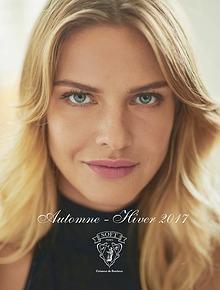 Soft Paris Catalogue - Automne-Hiver 2017 (Sans Prix)