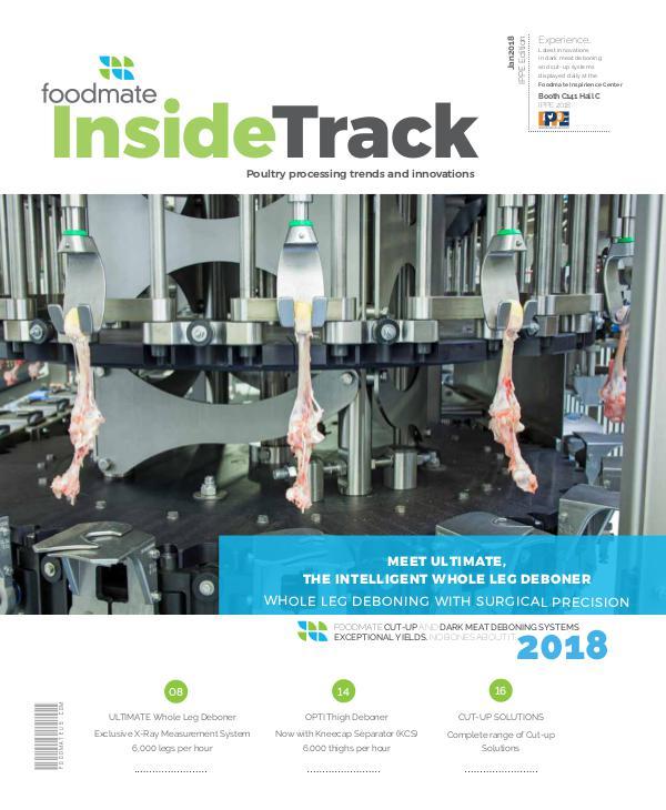 Foodmate | InsideTrack Jan 2018 - IPPE
