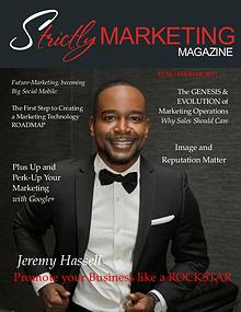 Strictly Marketing Magazine February March 2017
