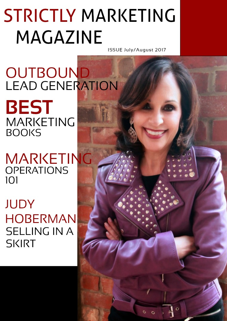 Strictly Marketing Magazine July August 2017 Issue July/August 2017
