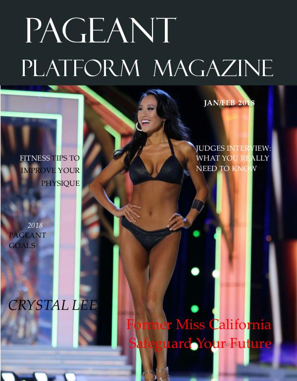 pageant platform magazine jan feb 2018