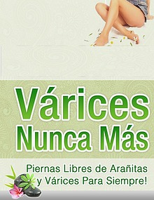 VARICES NUNCA MAS PDF GRATIS