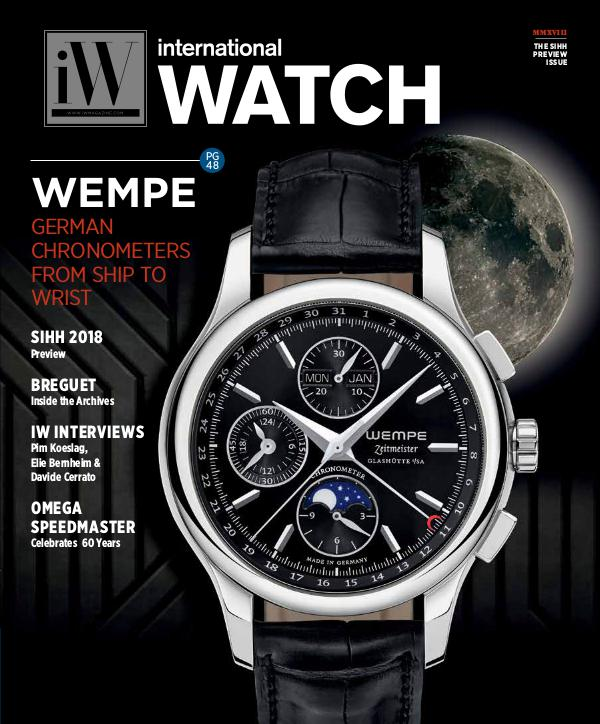 iW Magazine Winter 2017/18