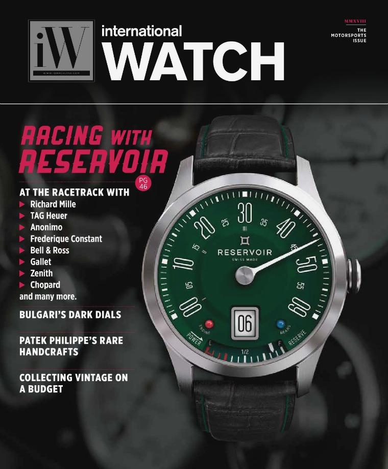 iW Magazine Fall 2018