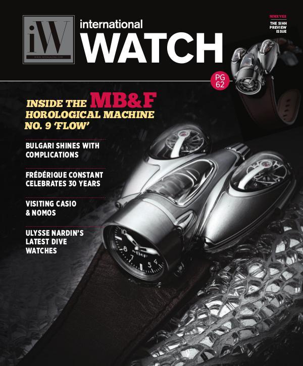 iW Magazine Winter 2019